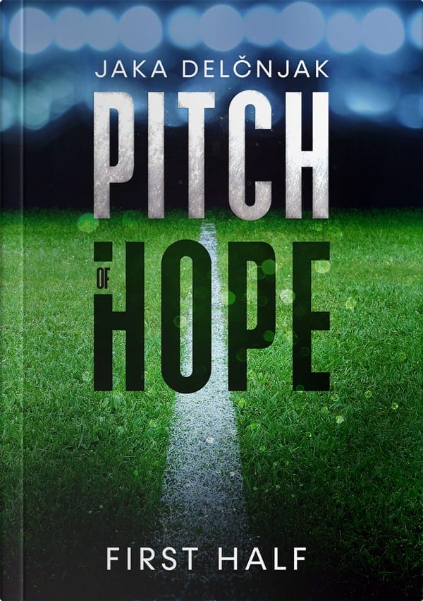 Book softcover Pitch Of Hope