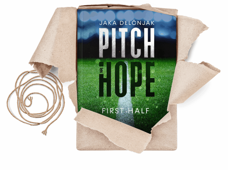 Book Pitch Of Hope as a gift